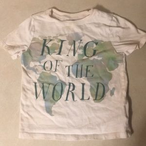 King Of The World Tee
